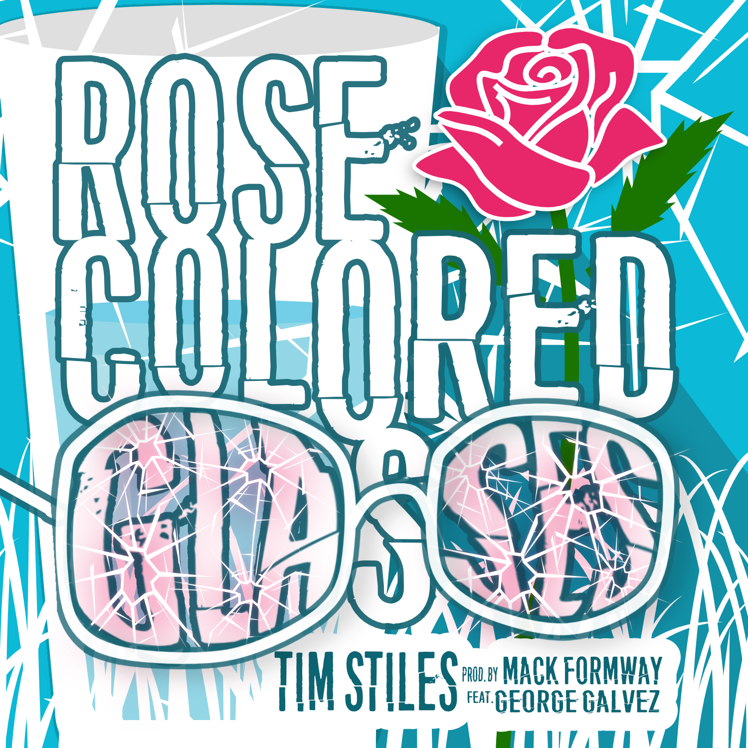 Rose Colored Glasses Cover